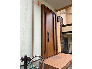 横浜市 玄関ドアリフォーム